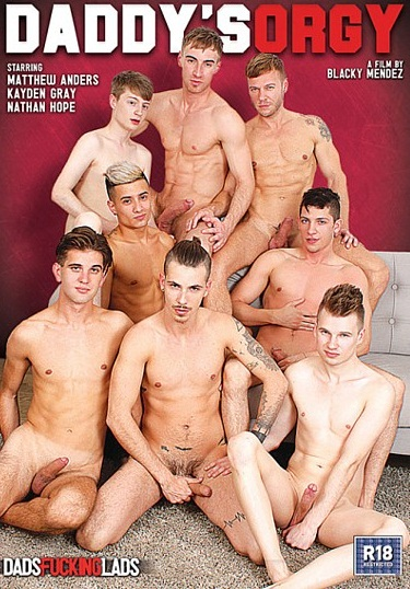 Daddy's Orgy
