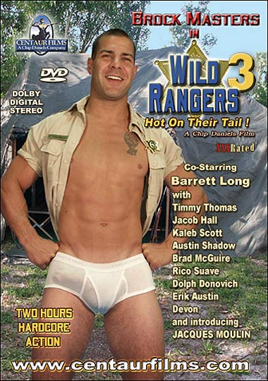 Wild Rangers 3: Hot On Their Tail