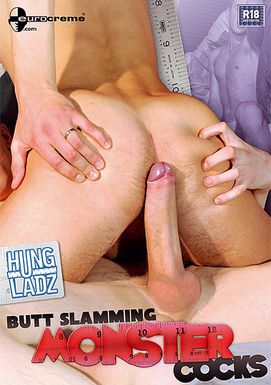 Hung Ladz 6: Butt Slamming Monster Cocks