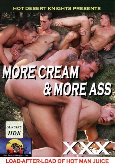 More Cream & More Ass
