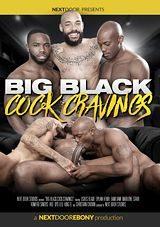 Big Black Cock Cravings