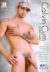 Calvin Cum Underwear