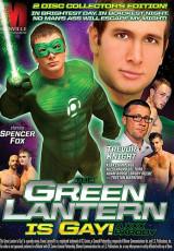 The Green Lantern is Gay! A XXX Parody