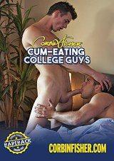 Cum-Eating College Guys