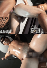 HUNK CHANNEL – GV-XIK3002 – X~X~淫欲の開眼~3、啓(けい)23歳の吊された雄臭い肉塊が雄マラでぶち抜かれる!!超硬勃起悶絶射精!!!