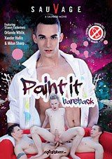 Paint It Bareback