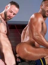 Ass Fiends : Micah Brandt, Chris Bines