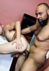 Glory Of A Big Dick: Chandler Scott, Ray Diesel