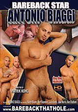 Bareback Star Antonio Biaggi
