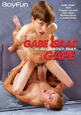 Gabe Issac Is All About That Gape
